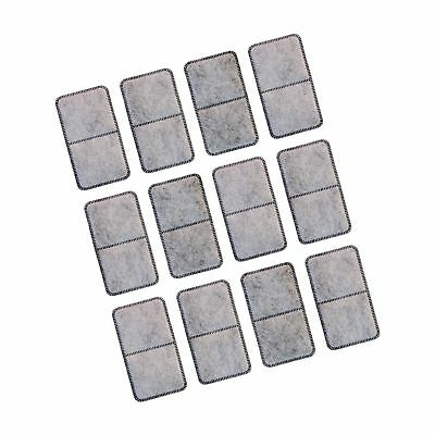 Dishes, Feeders & Fountains Petstandard Filters For Petmate Fresh Flow Pet Fountains Pet Supplies 12 Pack