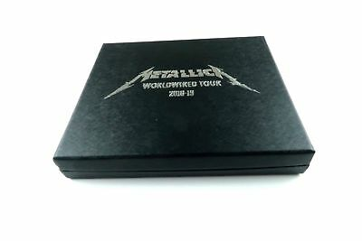 METALLICA VIP MERCH World Wired Tour 2018-2019 Unforgiven Package Albany