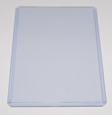 Top loader for trading cards Rigid plastic ideal for pokemon yu-gi-oh football