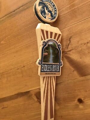 MOTHER EARTH BREWING Co NC ~ RARE ~ Park Day Bohemian Pilsner~ Beer Tap Handle B