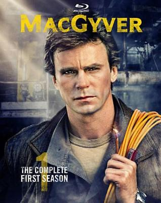 Macgyver - The Complete First Season Used - Very Good Blu-Ray Disc