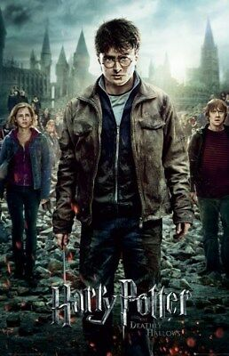 Harry Potter The End is Coming! and the Deathly Hallows Maxi Poster 61 x 91,5 cm