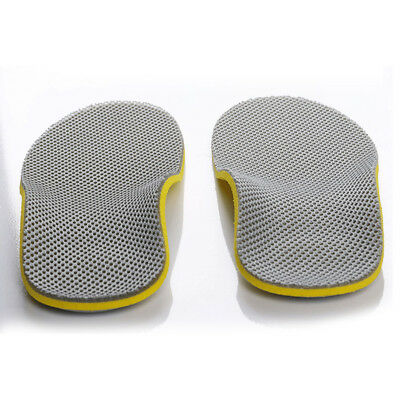 Correction Insole Shoe Insoles Insert High Support Pad Men Unisex Arch Premium