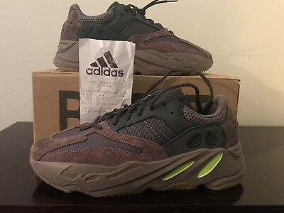 ADIDAS YEEZY BOOST 700 Mauve Wave Runner Grey Brown EE9614 US Size 10.5