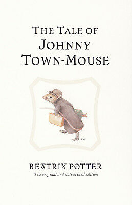 Postcard Beatrix Potter The Tale of Johnny Town-Mouse P121x