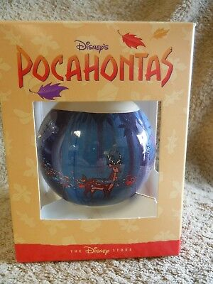 Disney 1995 Pocahontas Ornament in Original Packaging