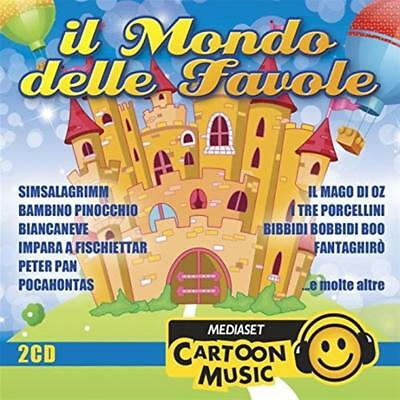 Il Mondo Delle Favole (2 CD Audio) - Various Artists