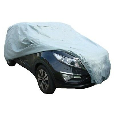 4x4/mpv Breathable Cover (m) Fits Max 4.7m Long Dp - Maypole Water Resistant Car