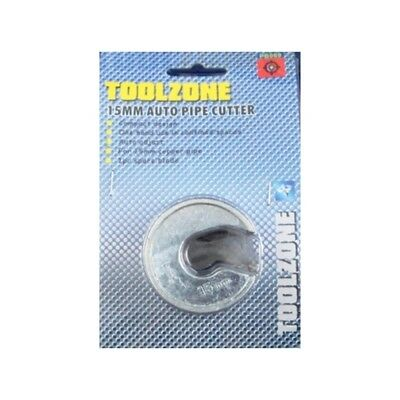 Toolzone 15mm Pipelice - Pipeslice