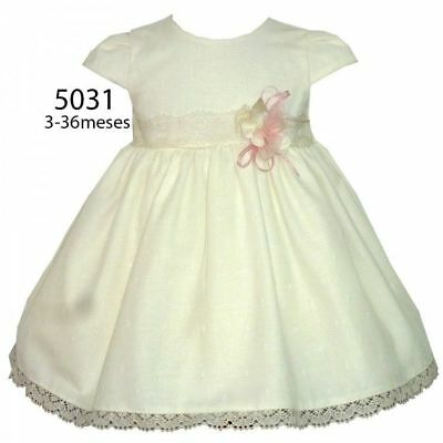 alber spanish special occasion christening dress 0-6-9-12 m