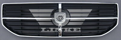 GRILLE DE CALANDRE DODGE CALIBER 2007-> chrome
