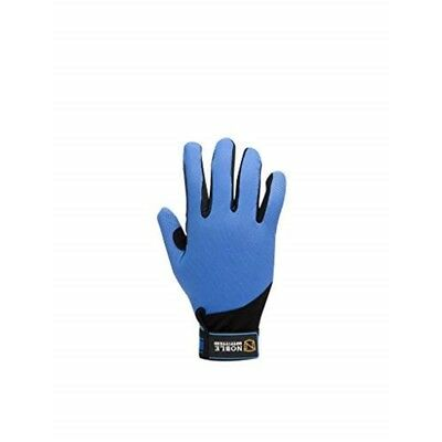 Noble Outfitters Perfect Fit Cool Mesh Glove - Tahoe Blue - 7