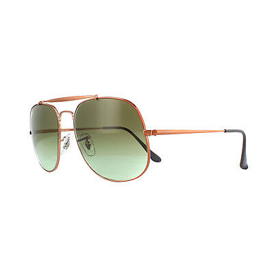 9134ed13bc RAY-BAN RB3561 GENERAL Sunglasses 57 mm Bronze and Copper Frame ...
