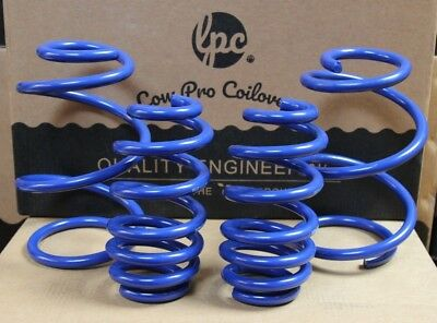 VW T5/T30 T6/T32 Transporter Low Pro 55mm Sports Lowering Springs - Affordable+