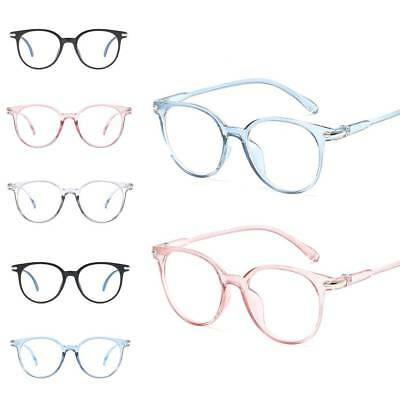 Blue Light Blocking Glasses Rays Anti-Eyestrain Clear Eyewear Gaming Computer