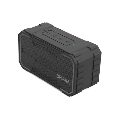 Bluetooth Speaker,IPX6,Portable Wireless 10W Drivers Enhanced Bass,Built in Mic