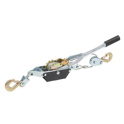 Silverline 361253 Heavy Duty Hand Cable Puller 2000kg / 3m Cable