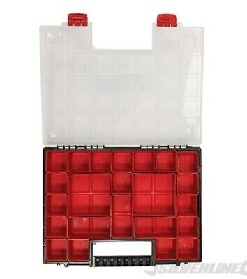 Silverline 383765 21 Compartment Organiser 21 Compartment