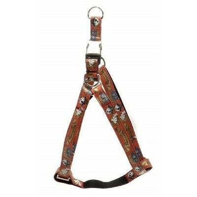 Envy Pirate Dog Harness Red 2x46-75cm