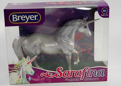 Breyer Sarafina Magical Unicorn #97267 New Sealed Horse