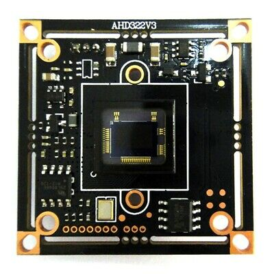1080P 2mp CCTV Camera Sony IMX323+NVP2441 Module Starlight AHD board 0.0001Lux