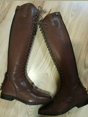 Busse Reitstiefel Laval braun 39 NW