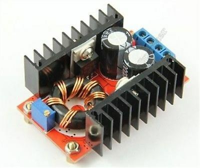 Step Up Power Dc-Dc 10-32V To 12-35V Boost Converter 6A 150W Voltage Charger fq