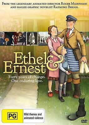 Ethel & Ernest - DVD Region 4 Free Shipping!