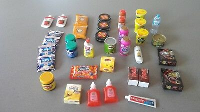 NEW Coles Little Shop Mini Collectables - FREE POST - $4