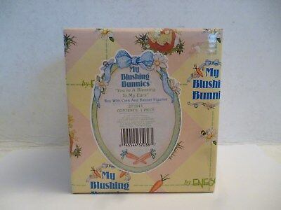 Enesco My Blushing Bunnies You're A blessing To My Ears   Item # 277843