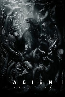 Alien: Covenant 4K Ultra Hd Disc Only Region Free Horror Never Played!