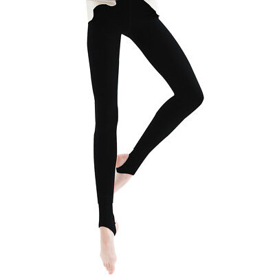Women Winter Leggings Fleece Lined Warm Leggings Velvet Thermal for US Size 2-8