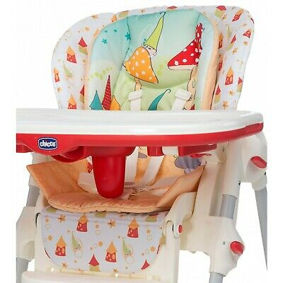 Fodera Seggiolone Chicco Polly 2 in 1 Timeless