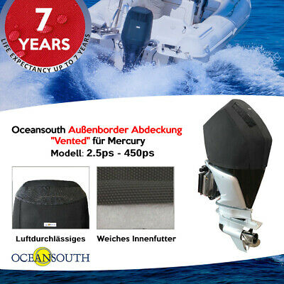 Oceansouth Mercury Vented Outboard Cover