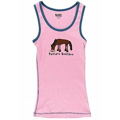 Lazyone Pasture Bedtime Pj Tank Top Adult - X Small