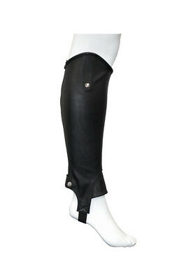 Mark Todd Synthetic Stretch Half Chaps