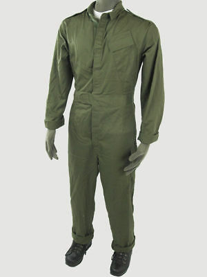 Genuine British Army Military Overalls Boiler Suit Mechanic Coveralls All Sizes