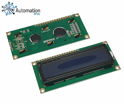 1602 LCD Display for Arduino (no I2C backpack)
