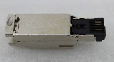 Siemens Profinet 6GK1901 1BB10 2AA0 Terminal Connector Industrial Sector Cabling