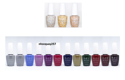 OPI Gel Polish 2018 Collections  0.5oz ( Peru,Grease,Pop Culture,Lisbon...)