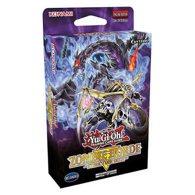 Yu-Gi-Oh! Zombie Horde Structure Deck - SR07 - English Edition