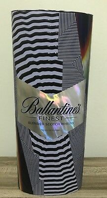 Ballantine's whiskey Limited Edition Tin- By FELIPE PANTONE From Thailand 2018