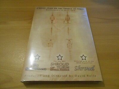 Shroud of Turin Collectors edition DVD