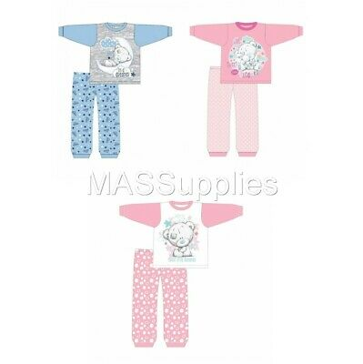Girls Boys Baby Tatty Teddy 'Me To You' Pyjamas PJs Long Age 6-24 Months