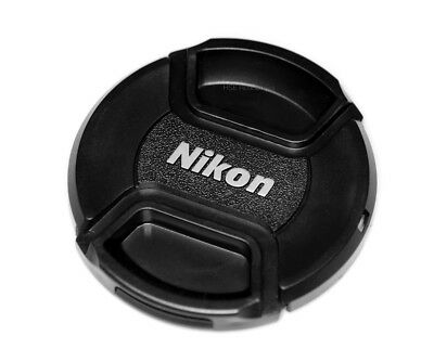 Nikon 58mm Centre Pinch Snap on Front Lens Cap for Lenses with 58mm Thread