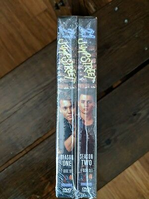 (1b1) 21 Jump Street: The Complete Series Seasons 1&2 Johnny Depp DVD ships free