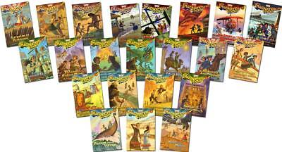 NEW Complete IMAGINATION STATION Book Set of 22 Adventures in Odyssey Books 1-22