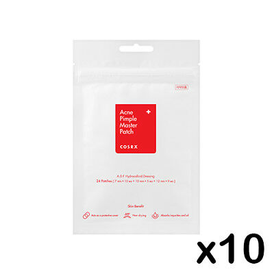 [COSRX] ACNE PIMPLE MASTER PATCH 24patches x10 Only ES!