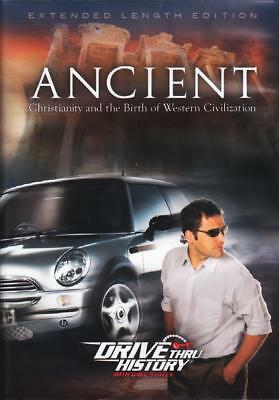 NEW Drive Thru History ANCIENT Extended Length Edition 4 DVDs Dave Stotts 2017