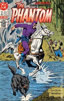 Phantom (DC 1st Series) #2 1988 FN Stock Image
